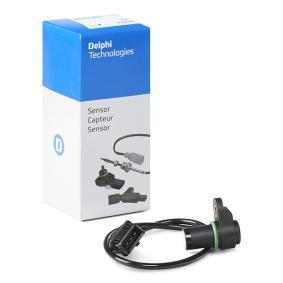 Sensor, posición arbol de levas Long. cable: 495mm con OEM número 12147539165