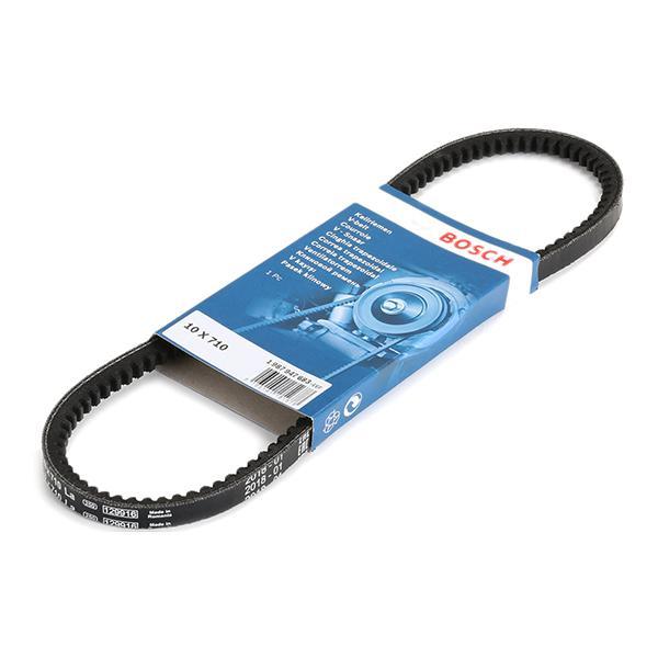 V-Belt BOSCH 10X710 rating