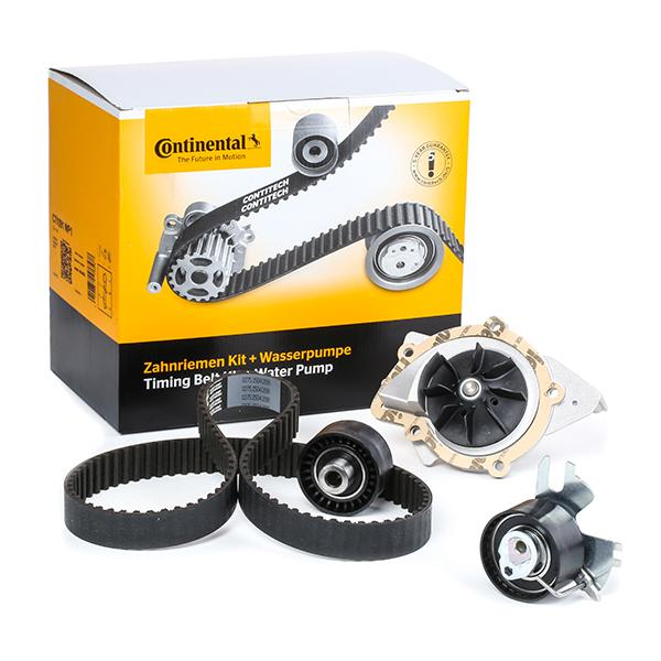 Timing belt and water pump kit CONTITECH CT1091 expert knowledge
