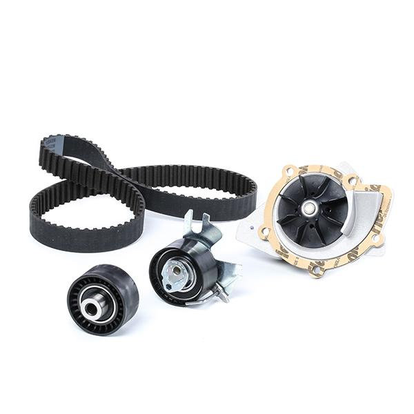 Timing belt and water pump kit CONTITECH CT1091WP1 4010858576578