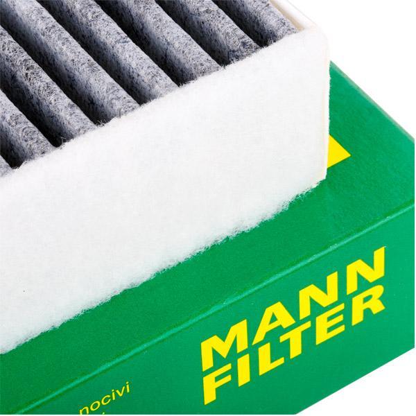 Cabin Air Filter MANN-FILTER CUK26010 expert knowledge