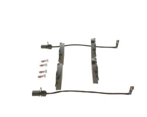 Bremsbelagsatz BOSCH E190R0110781648 Bewertung