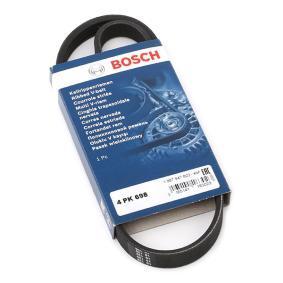 V-Ribbed Belts 1 987 947 803 PUNTO (188) 1.2 16V 80 MY 2004