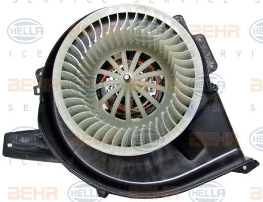 Lüftermotor HELLA 8EW 009 157-131 4045621042523