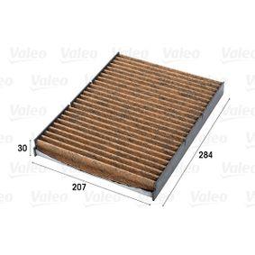 Filter, Innenraumluft Art. Nr. 701016 120,00€