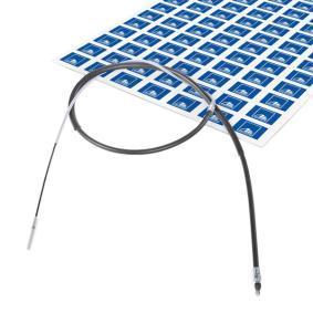 BMW E39 Touring 523i Handbremsseil ATE 24.3727-0246.2 (523i 2.5 Benzin 1998 M52 B25 (256S4))