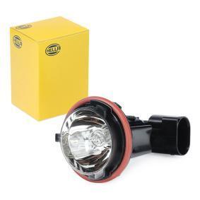 Крушка с нагреваема жичка, светлини за парк / позициониране H10W, 10ват, 12волт 9DX 153 746-011