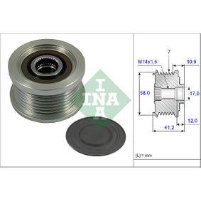 INA  535 0232 10 Generatorfreilauf