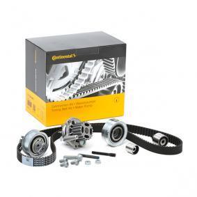 Pompă apă + kit distribuție Latime: 25mm cu OEM Numar CT1139 CONTITECH