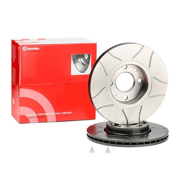 Disc Brakes BREMBO 09.9078.75 expert knowledge