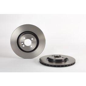 BREMBO COATED DISC LINE 09.A506.11 Bremsscheibe Bremsscheibendicke: 22mm, Lochanzahl: 4, Ø: 316mm