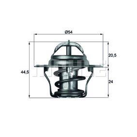 Термостат, охладителна течност TX 4 83D 800 (XS) 2.0 I/SI Г.П. 1999