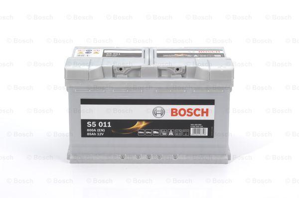 Batterie BOSCH 585400080 Bewertung