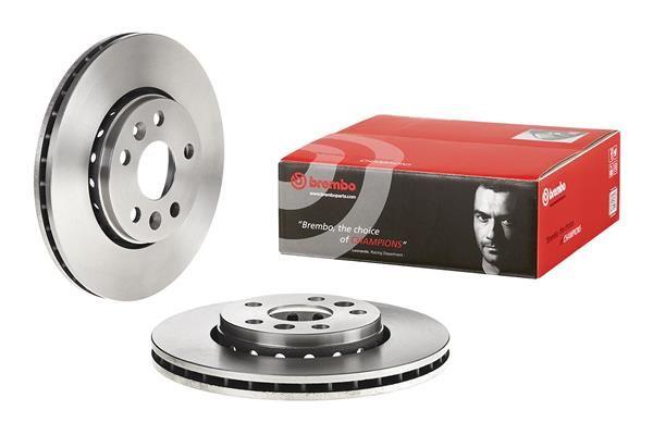 Brake Rotors BREMBO 09.A727.20 rating