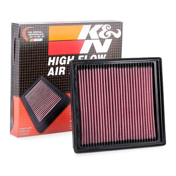 Luftfilter K&N Filters 33-2990 ekspertviden