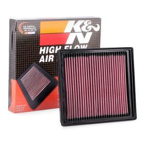 K&N Filters 33-2990 Erfahrung