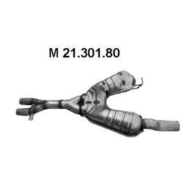 Mittelschalldämpfer 21.301.80 5 Touring (E39) 540i 4.4 Bj 2004