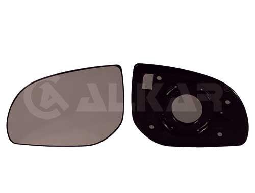 Side Mirror Glass ALKAR 6401618 8424445143351