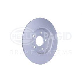 Топлообменник, отопление на вътрешното пространство 8FH 351 315-781 Golf 5 (1K1) 1.9 TDI Г.П. 2004