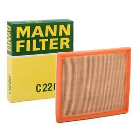 C 22 009 MANN-FILTER C 22 009 in Original Qualität