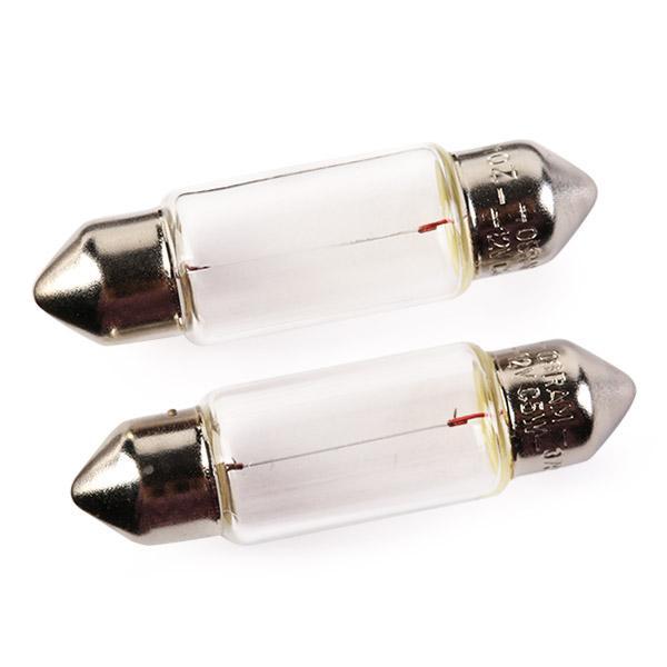 Bulb, licence plate light OSRAM 6418-02B rating