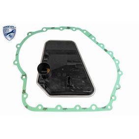 VAICO Hydraulikfiltersatz, Automatikgetriebe V10-2539 für AUDI A4 Cabriolet (8H7, B6, 8HE, B7) 3.2 FSI ab Baujahr 01.2006, 255 PS