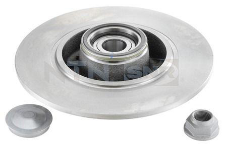 Disc Brakes SNR KF155.110U expert knowledge