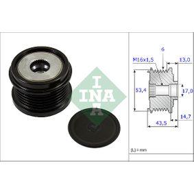 Generatorfreilauf mit OEM-Nummer AV6N-10300-GC