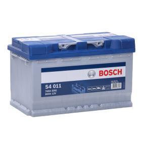 Starterbatterie Polanordnung: 0 mit OEM-Nummer 61 21 6 913 741