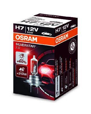 Glühlampe, Fernscheinwerfer OSRAM 64210SV2 Erfahrung