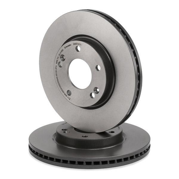 Disc Brakes BREMBO 09.9574.11 8020584032558
