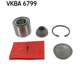 Radlagersatz Art. Nr. VKBA 6799 120,00€