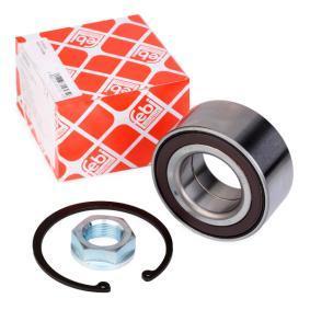 Radlagersatz Ø: 82,0mm, Innendurchmesser: 42,0mm mit OEM-Nummer 1606623580