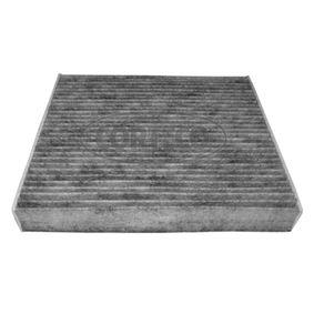 Filter, Innenraumluft Art. Nr. 80004356 120,00€