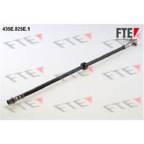 Bremsschlauch Länge: 435mm mit OEM-Nummer 1J0611701L