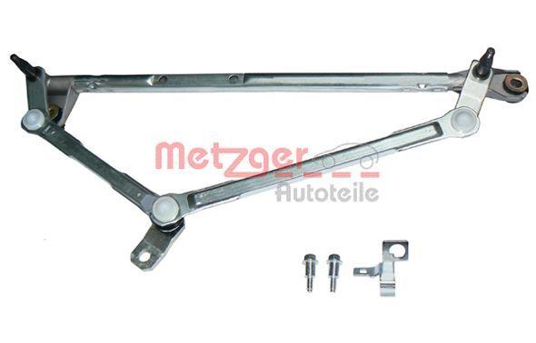 METZGER Ντίζες υαλοκαθαριστήρων  2190042