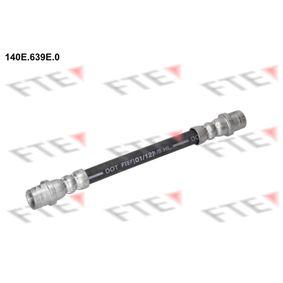 FTE  140E.639E.0 Bremsschlauch Länge: 140mm