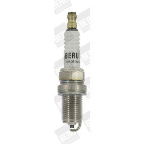 Spark Plug Electrode Gap: 0,8mm, Thread Size: M14x1,25 with OEM Number 0031593103