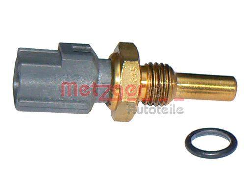 Sensor, temperatura del refrigerante 0905275 METZGER 0905275 en calidad original