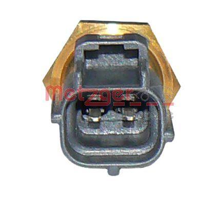 Sensor, temperatura del refrigerante METZGER 0905275 evaluación