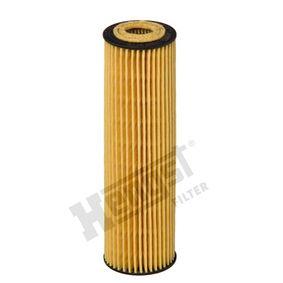 HENGST FILTER  E207H D221 Ölfilter Ø: 47,0mm, Innendurchmesser 2: 19,0mm, Höhe: 157,5mm