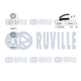 Spannrolle, Zahnriemen Ø: 55,00mm mit OEM-Nummer LHP 10014
