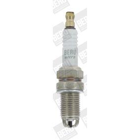 Spark Plug Electrode Gap: 0,7mm, Thread Size: M14x1,25 with OEM Number 7700260637