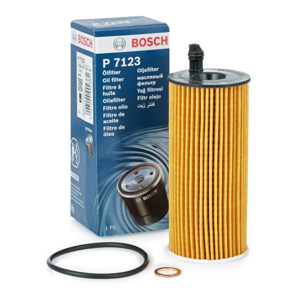 Motorölfilter F 026 407 123 BOSCH P7123 in Original Qualität