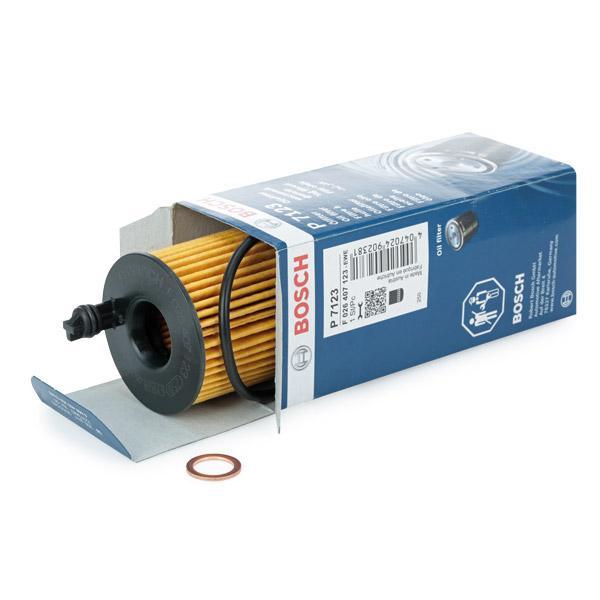 Engine oil filter BOSCH F 026 407 123 rating