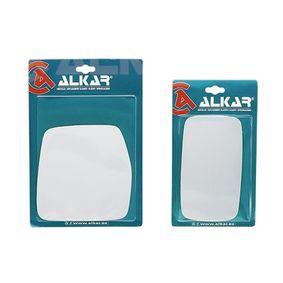 Mirror Glass, glass unit 9503349 PUNTO (188) 1.2 16V 80 MY 2006