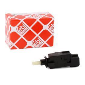 Interruptor de Luz de Freno MERCEDES-BENZ CLASE A (W168) A 160 (168.033, 168.133) de Año 07.1997 102 CV: Interruptor luces freno (36745) para de FEBI BILSTEIN
