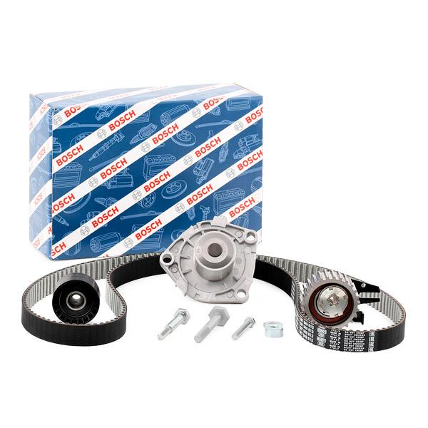 Timing belt and water pump kit BOSCH 1987946457 expert knowledge