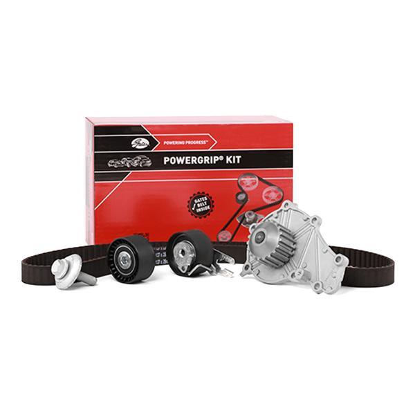 Timing belt kit and water pump KP15598XS GATES K015598XS original quality
