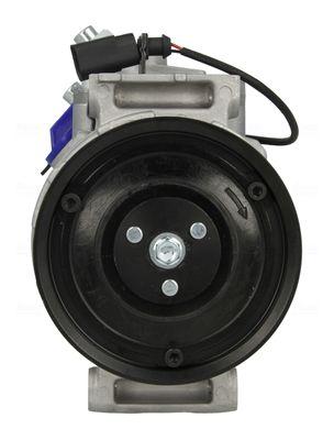 Compresor, aire acondicionado NISSENS 89023 evaluación